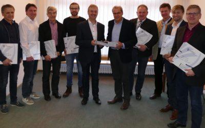 ILE Donau-Laber stellt Kernwegenetzkonzept fertig und plant ersten Wegebau