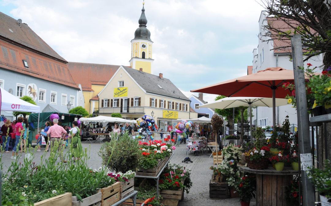 Langquaider Auffahrtsmarkt bot Tausenden von Besuchern wieder einen besonderen Feiertag
