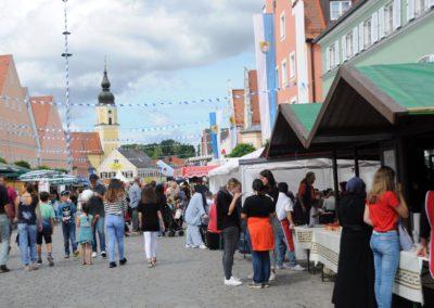Bürgerfest Sonntag1