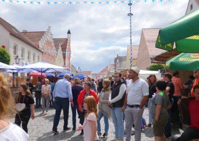 Bürgerfest Sonntag
