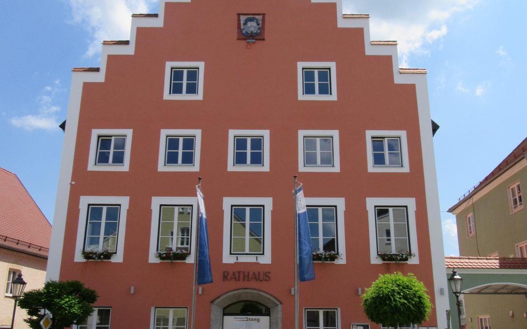 Rathaus-Info Sommer 2020