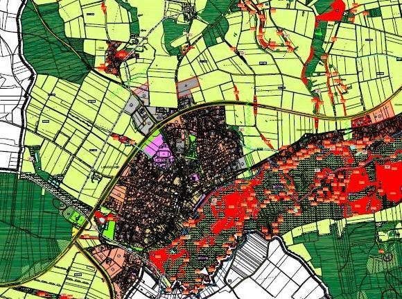Bekanntmachung über die Neuaufstellung des Flächennutzungsplans mit integriertem Landschaftsplan und über die Beteiligung der Träger öffentlicher Belange nach § 4.2 BauGB