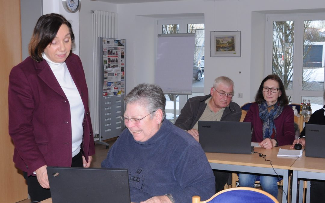 Mehrgenerationenhaus macht Ältere digital fit