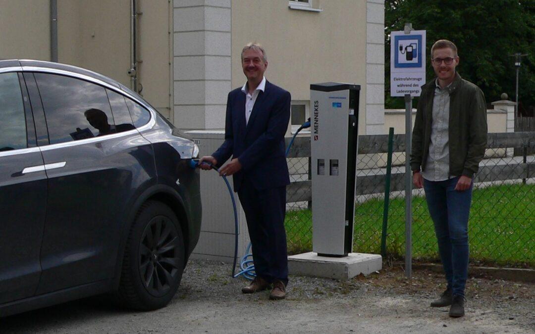 Langquaid baut die Elektromobilität weiter aus