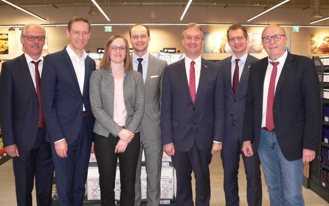 Topmoderner EDEKA-Neubau bereichert Einkaufs-Standort Langquaid