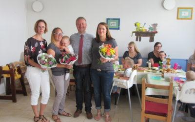 Neue Leitung der Eltern-Kind-Gruppen