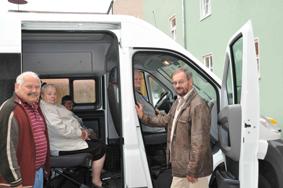 senioren markt langquaid. Black Bedroom Furniture Sets. Home Design Ideas