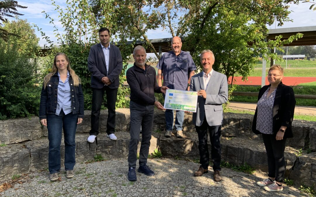 Langquaid erhält EU-Fördergelder zum Bau einer ExperimentierWerkstatt