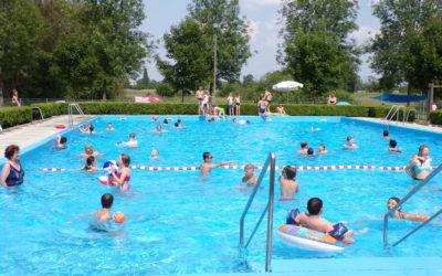Das Freibad startet in die neue Badesaison