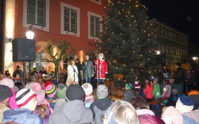 Nikolausmarkt bezauberte seine zahlreichen Gäste