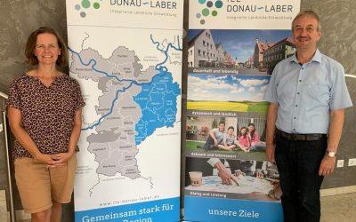 Projektmanagerin Sandra Schneider setzt ILE Donau-Laber-Konzept um