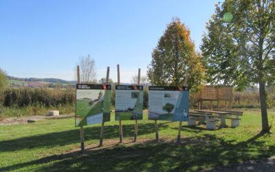 Labertaler Storchenroute wird offiziell eröffnet