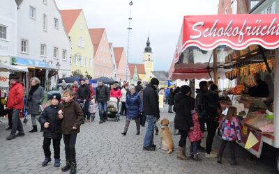 Der Langquaider Lichtmess-Markt eröffnet am 27.1. den Veranstaltungsreigen!
