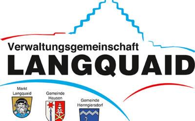 Wertstoffzentrum Langquaid und Wertstoffhof Herrnwahlthann geschlossen