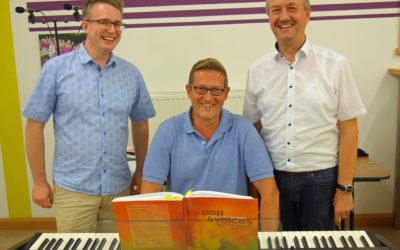 Neue Chorleitung beim Ensemble MarCanto  Hans-Martin Gräbner übernimmt Langquaider Popchor