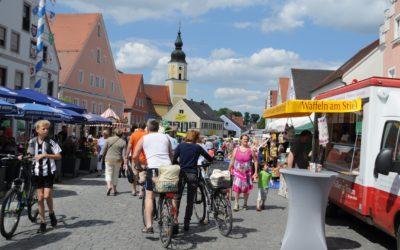 Am 28. Juli ist Jakobimarkt – Modernes Markttreiben mit Blick in die Historie