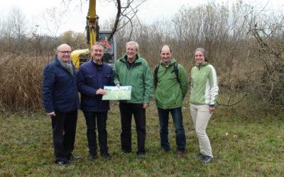 Ein einzigartiges Refugium im Tal der Großen Laber – das Naturschutzgebiet in Niederleierndorf