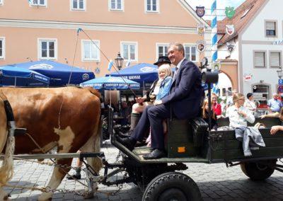 Bürgerfest-Sonntag