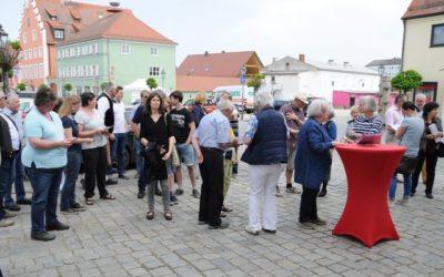 Langquaid präsentierte sich zum Tag der Städtebauförderung wieder mit beeindruckenden Projekten