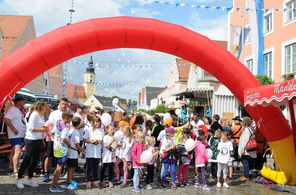 Langquaider Bürgerfest war einfach oxenstark!