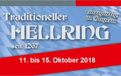 Bayernweit einzigartige Hellring-Dult erwartet die Besucher