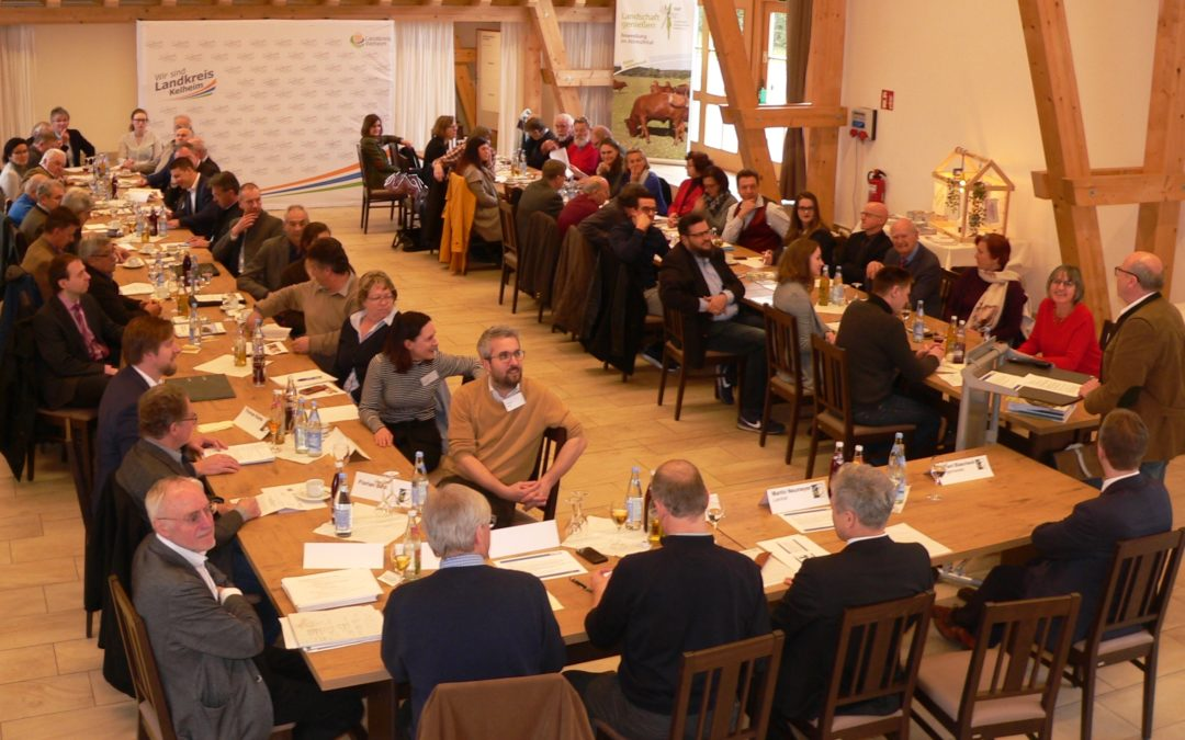Leader-Regionalkonferenz in Langquaid erarbeitete Zukunftsideen für den Landkreis Kelheim