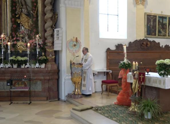 Maiandacht online – aus der Pfarrkirche St. Jakob